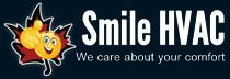 smile hvac footer logo