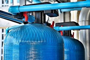 water-softener-regenerating