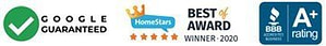 google hoomestars bbb reviews