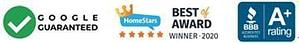 google hoomestars bbb reviews
